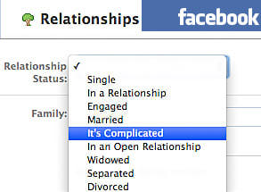 Relationship Status: It's Complicated with Bulimia.